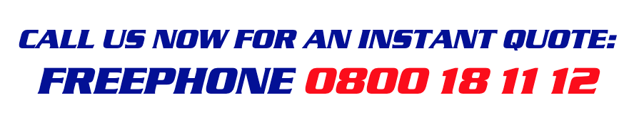 Call us for an instant quote