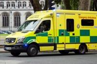 Ambulance windscreen replacement