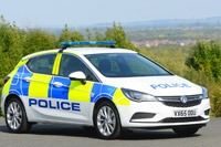 Police vehicle Windscreen Replacement
